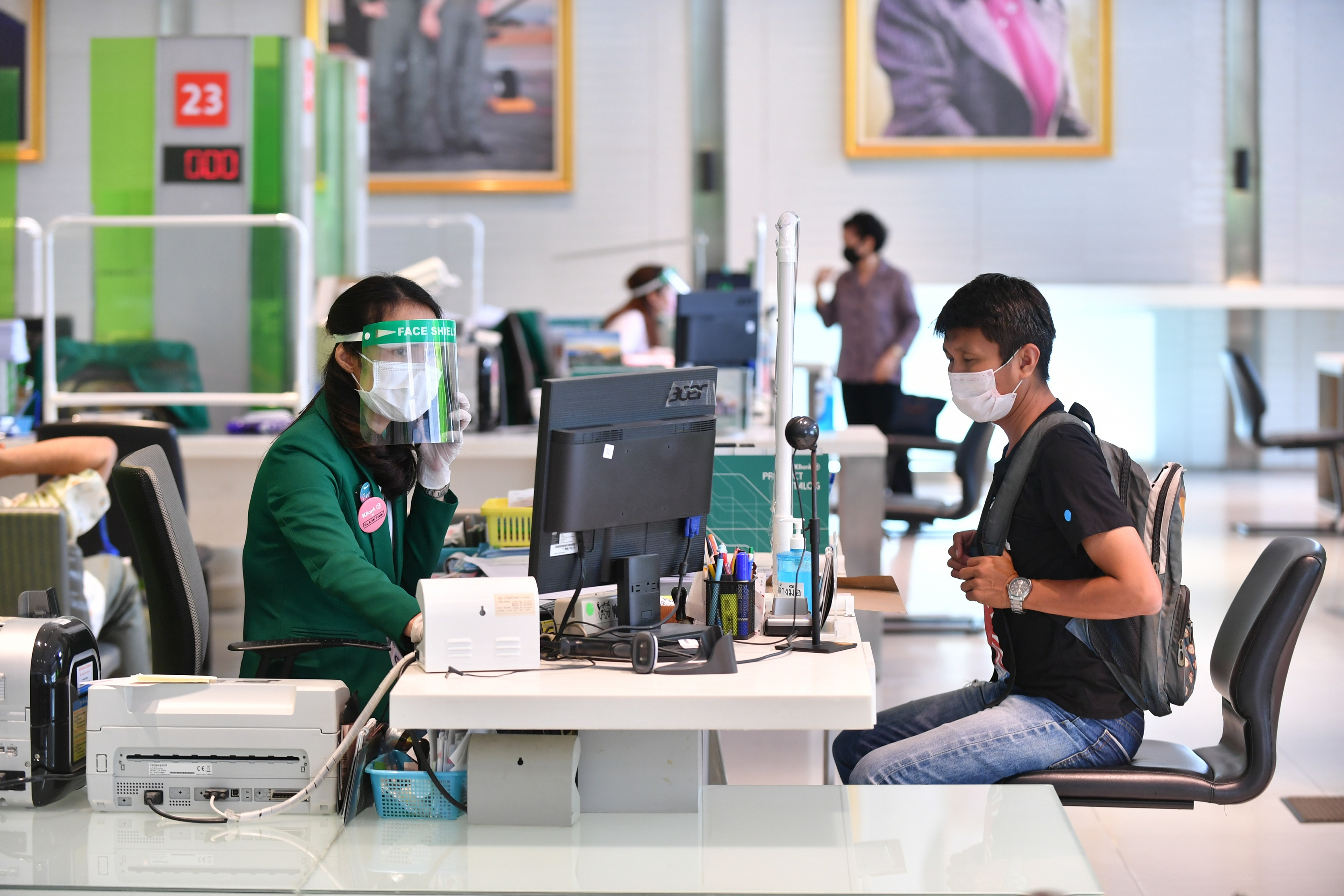 Banking stocks jump on rise in US bond yield - Thai Enquirer
